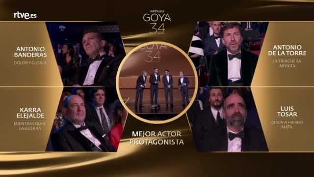 """Antonio Banderas: """"A los Oscar voy relajado"""""""