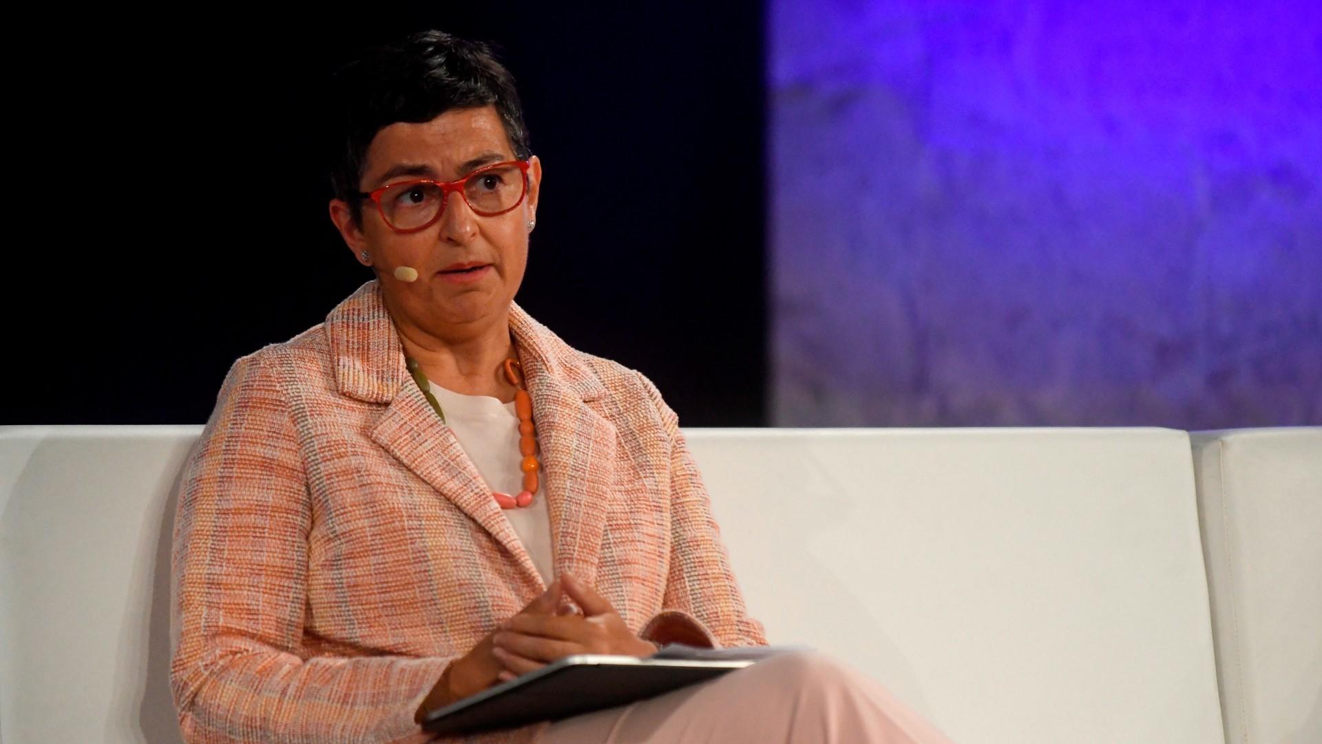 Imputada la exministra González Laya por la entrada del líder del Polisario en España