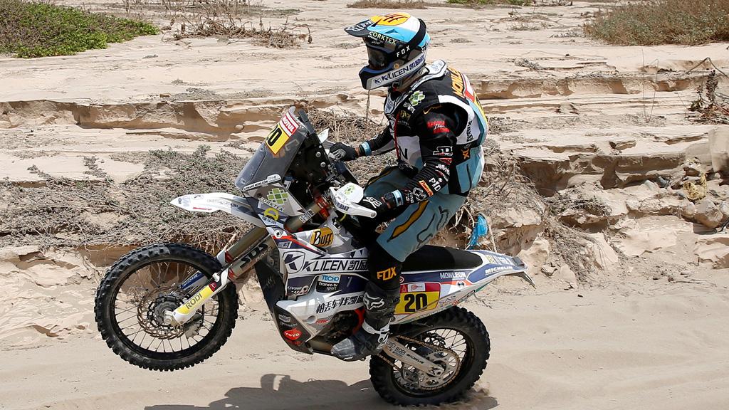 """Armand Monleón: """"El Dakar tiene muchos momentos para disfrutar"""""""