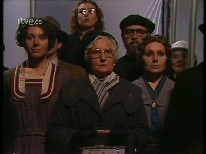 Arxiu TVE Catalunya - Teatre - Laura a la ciutat dels sants