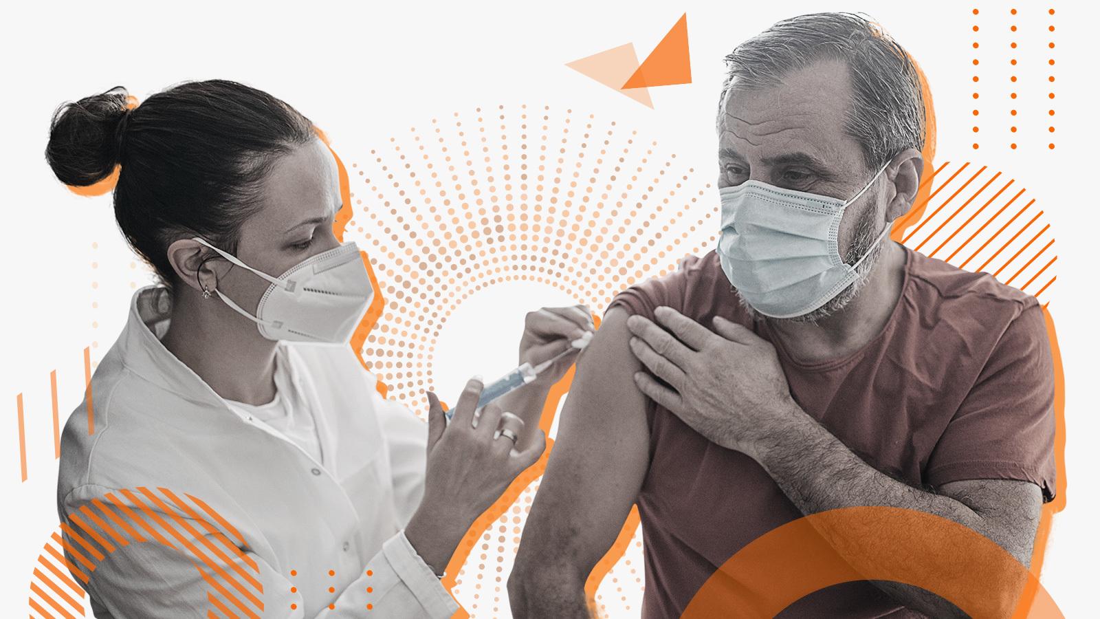 ¿A quién se vacuna ahora en España? El ritmo de la vacunación en cada comunidad