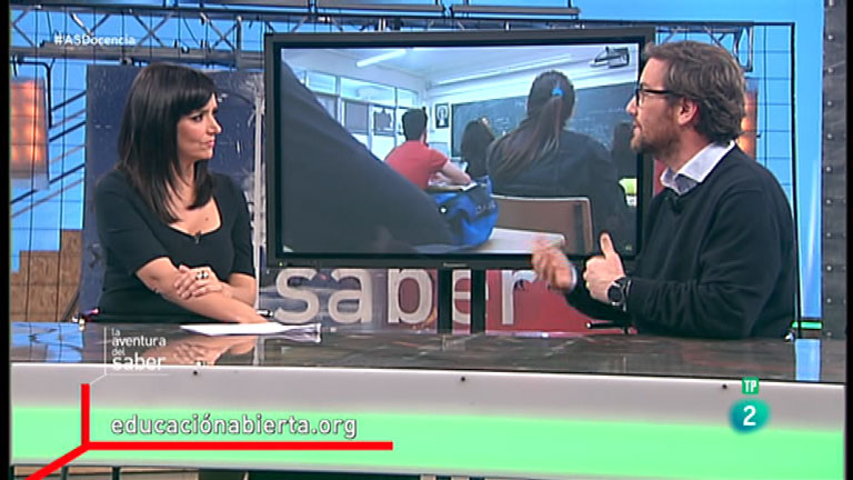 La Aventura del Saber. TVE. Entrevista a Carlos Magro