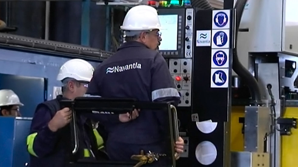El astillero de Puerto Real en Cádiz vuelve a construir petroleros