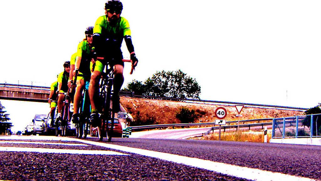 Crónicas - Atención, ciclistas