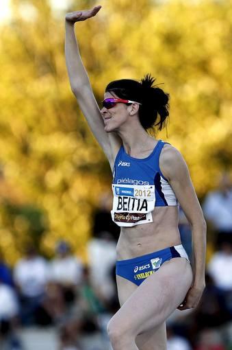 Atletismo | Meeting de Madrid | Auri Lorena Bokesa consigue