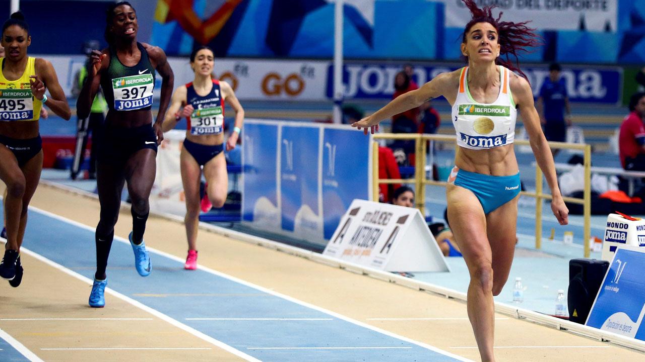 Atletismo: Otra lesión de Yunier Pérez empaña el cierre del Nacional 'indoor' de Antequera