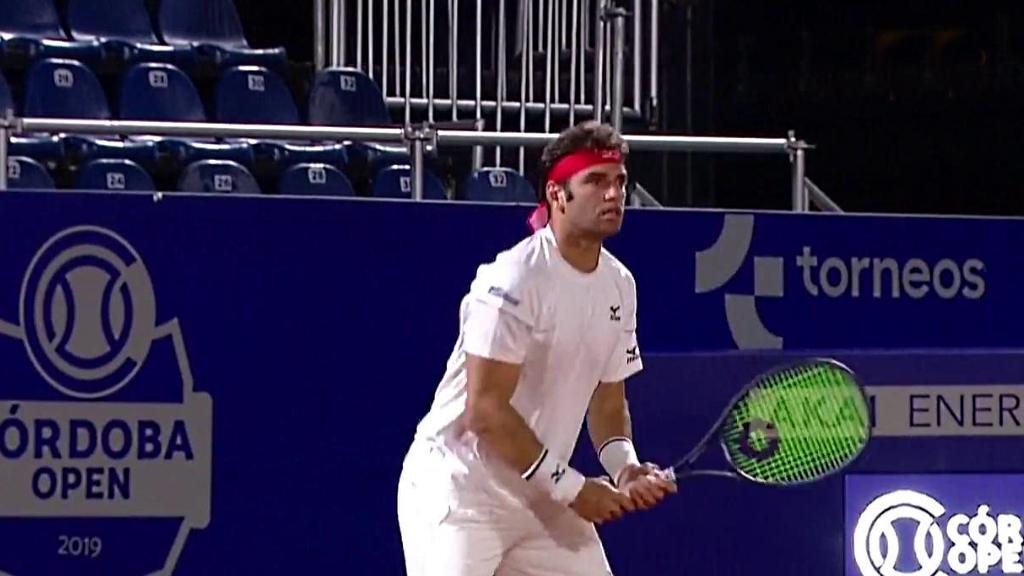 Tenis - ATP 250 Torneo Córdoba: C. Berlocq - M. Jaziri