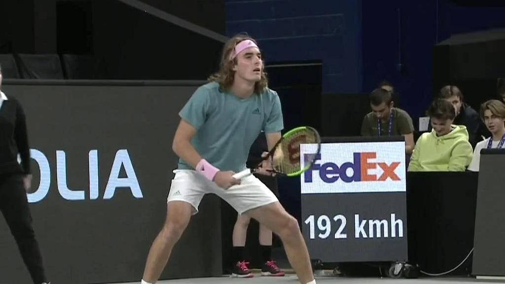 Tenis - ATP 250 Torneo Marsella: S. Tsitsipas - H. Hurkacz