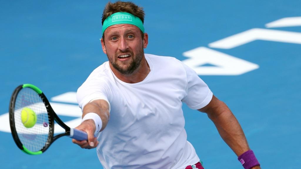 Tenis - ATP Auckland 1ª Semifinal: T. Sandgren - P. Kohlschreiber