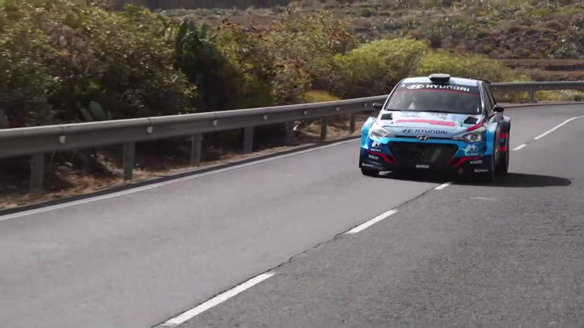 """Supercampeonato de España de Rallyes """"Rally Villa de Adeje"""""""