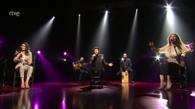 Azúcar Moreno gana Eurovisión en '1990 la victoria decisiva'