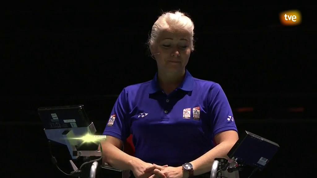 Campeonato del Mundo. 3ª ronda: Chochuwong - Chen Y.F.