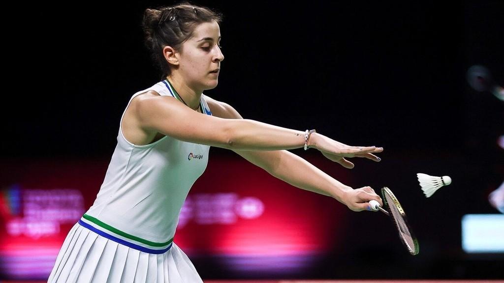 Bádminton | Carolina Marín debuta en el Masters ganando con más apuros de los previstos a la rusa Kosetskaya