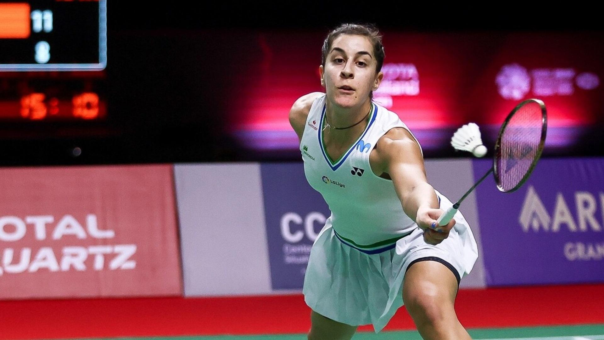 HSBC BWF World Tour Finals: C.Marín - E. Kosetskaya