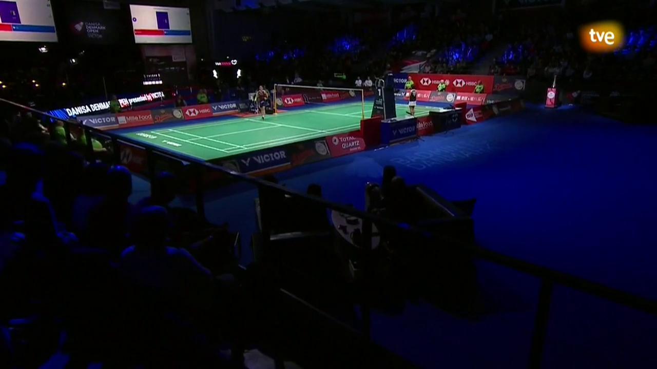 Open de Dinamarca, Final indiv. femenina: Okuhara-Tai T.Y