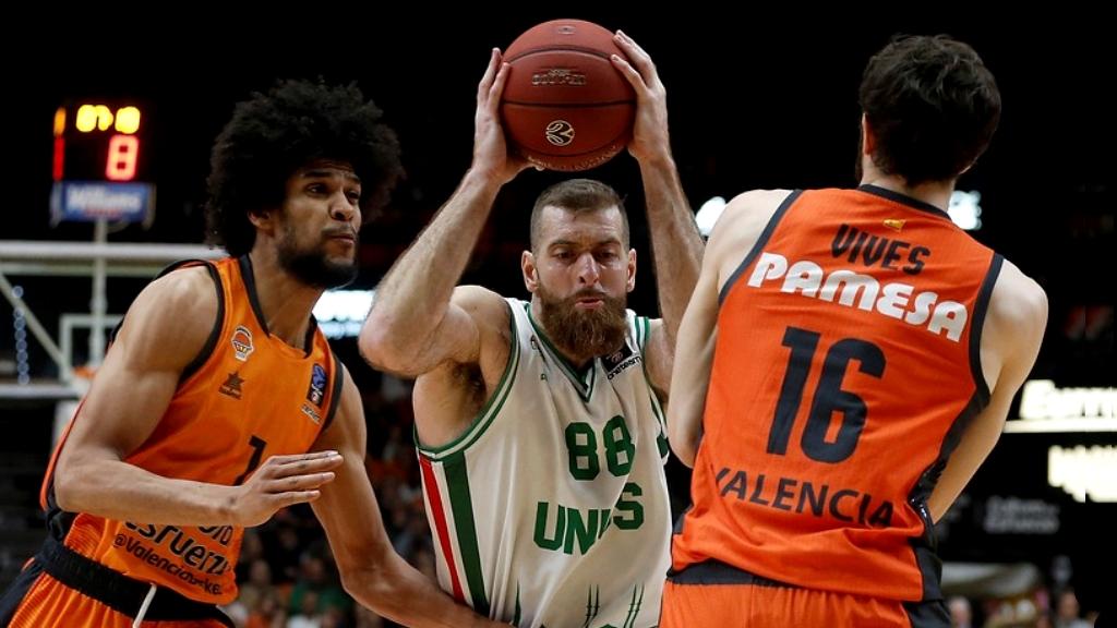 Eurocup Playoff Semifinal 2º: Unics Kazán - Valencia Basket