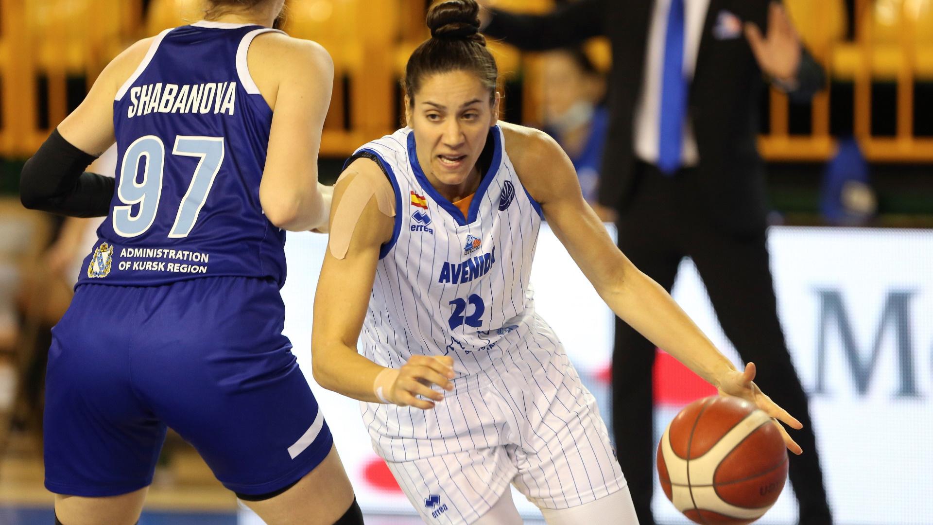 Euroliga Femenina. 1ª ronda