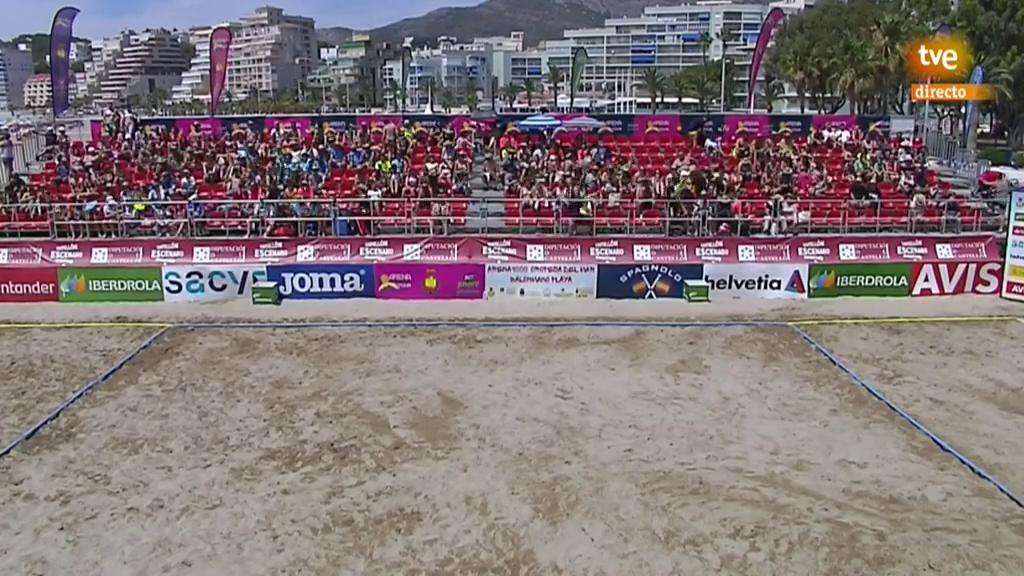 Balonmano Playa - Arena Handball Tour 1 Final Femenina