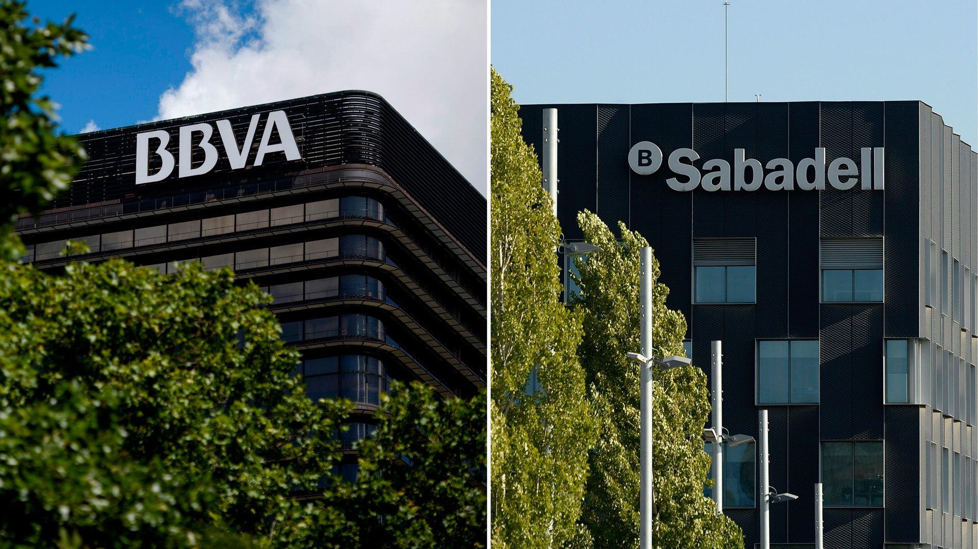 Banco Sabadell y BBVA concluyen sin acuerdo las conversaciones para su fusión
