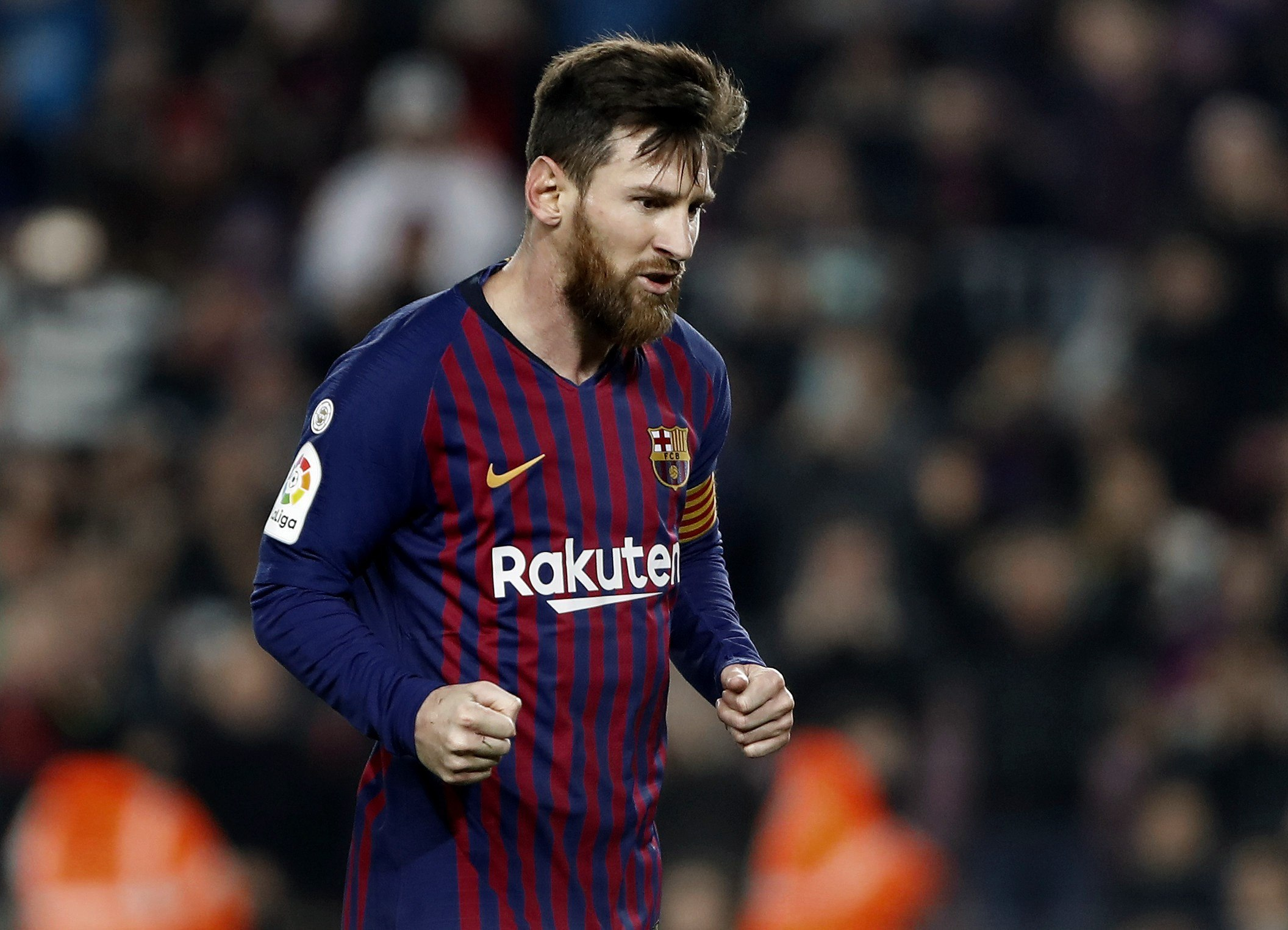 El Barça confía en Messi para volver a conquistar la Champions