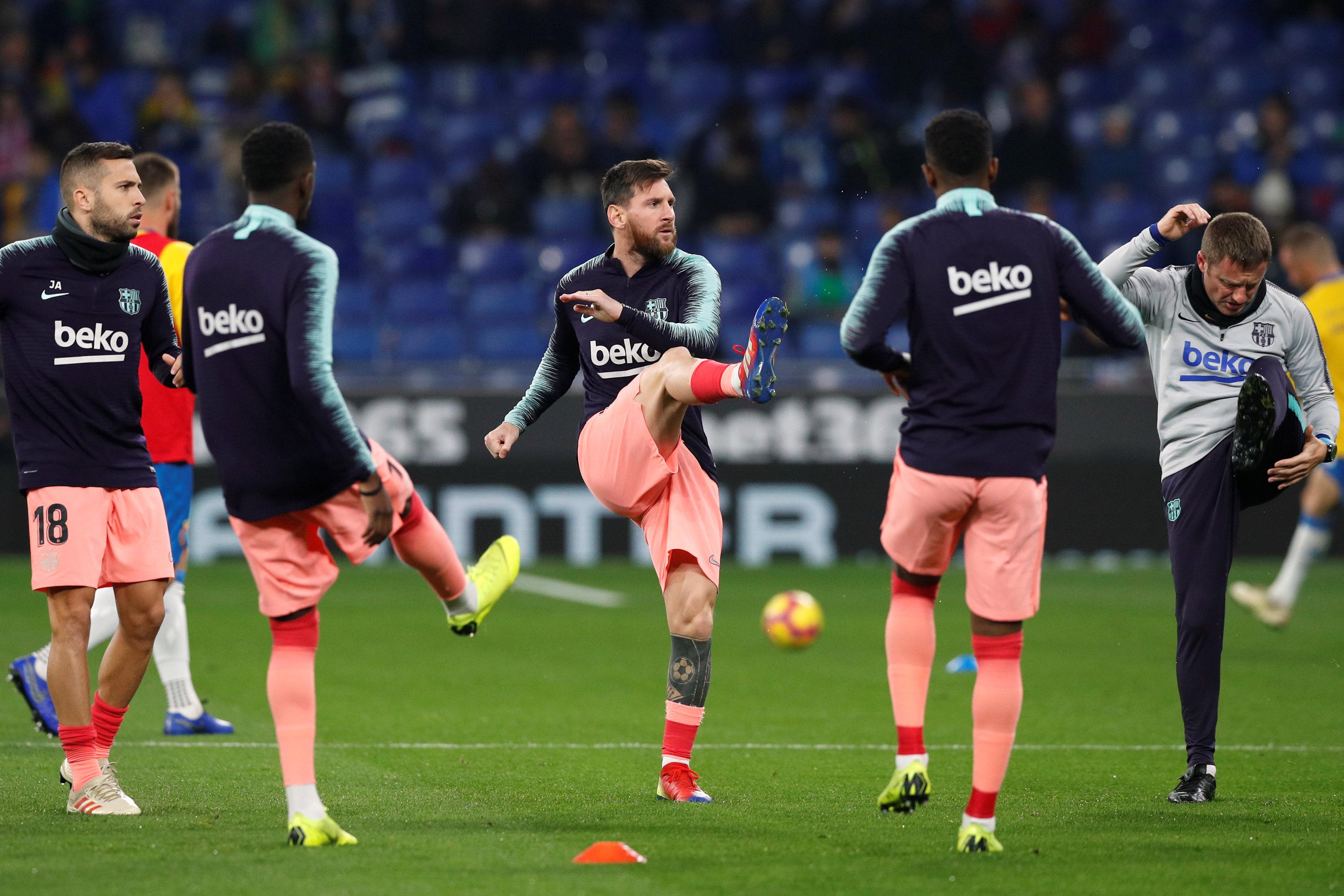 El Barça se juega el honor ante un Tottenham sin margen de error