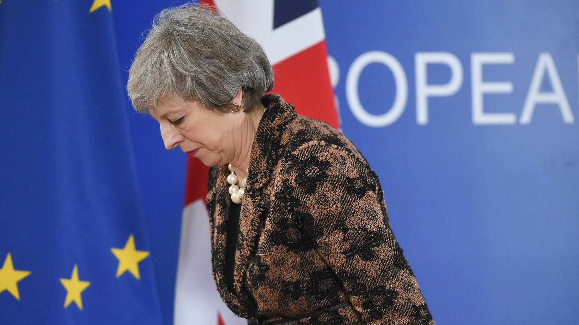 Bloqueo en las negociaciones del 'Brexit' tras la cumbre en Bruselas