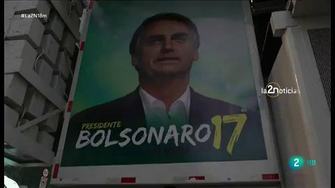 Bolsonaro se arrima a Trump