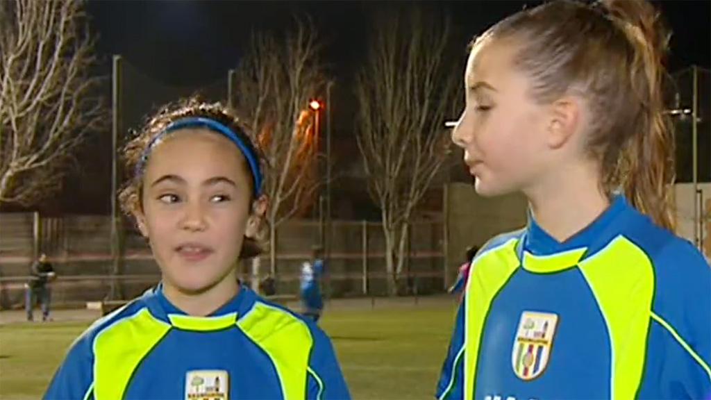 El boom del fútbol femenino