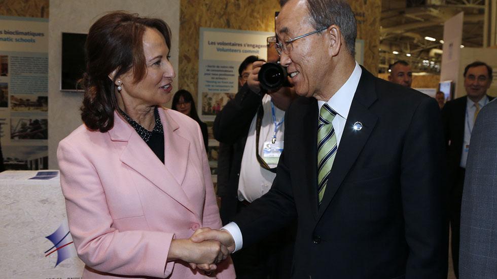 Aprobado un borrador de acuerdo para luchar contra el cambio climático