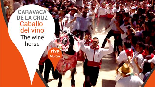 Caballo del vino - Caravaca de la Cruz, Murcia - The wine horse