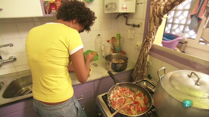 Babel en TVE - Sabores del mundo: Cabo Verde. Cachupa, el puchero del clan
