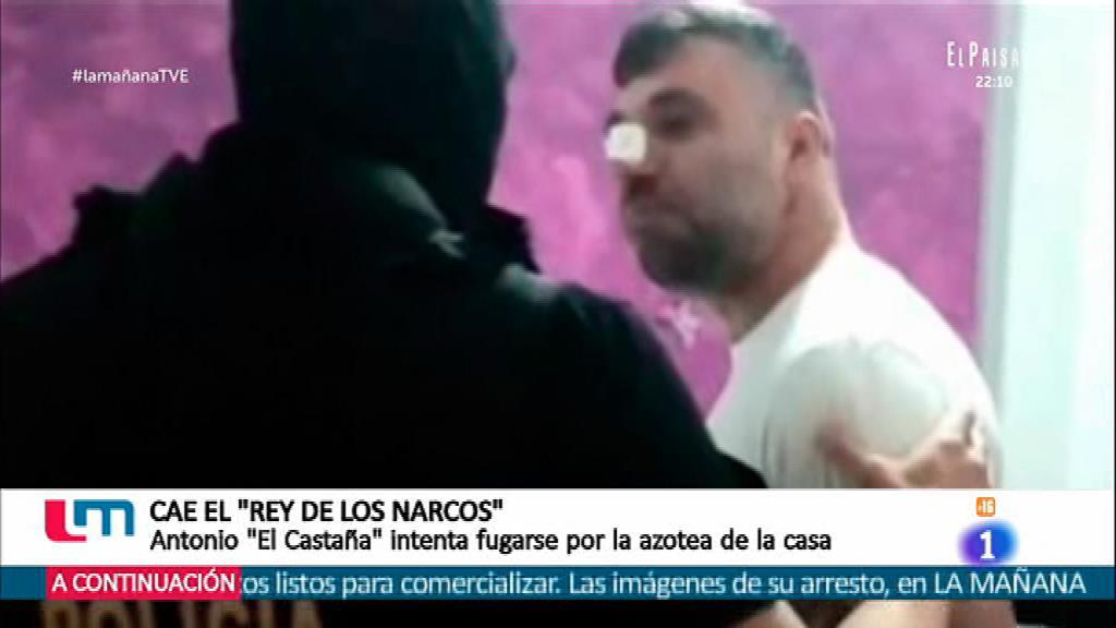 Cae el 'rey de los narcos' del campo de Gibraltar