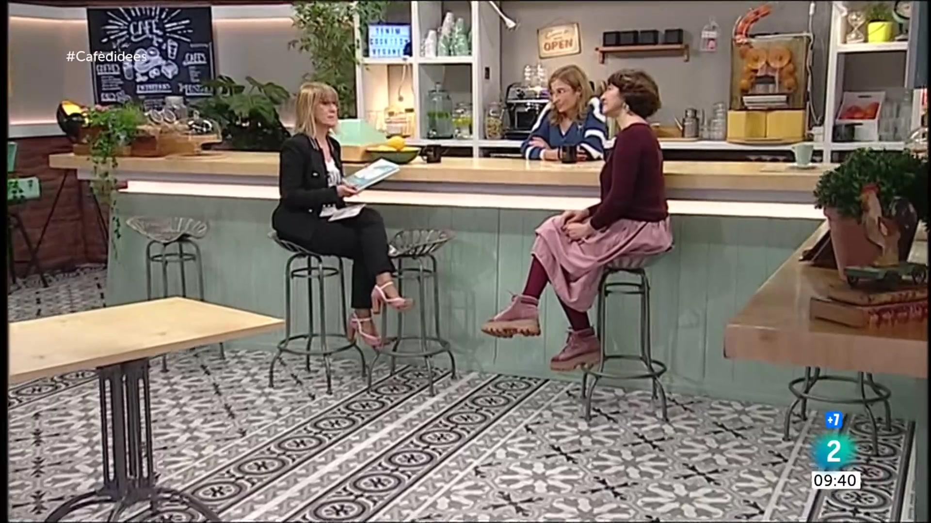 Eva Piquer i Eva Armisén ens presenten 'Com abans de tot'