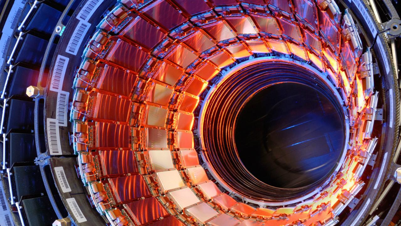 Resultado de imagen de acelerado de particulas