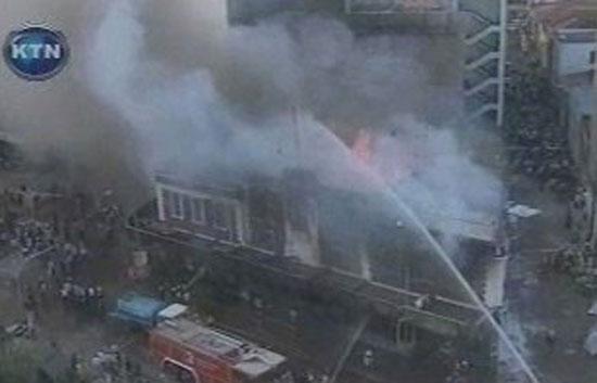 Al menos 111 muertos por la explosión de un camión cisterna en Kenia
