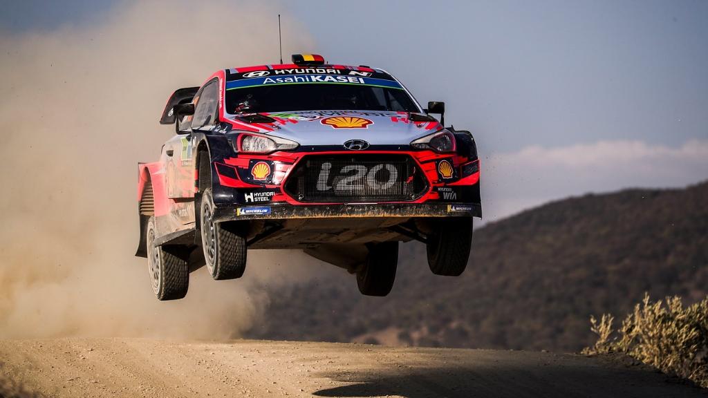 WRC - Campeonato del Mundo 2019 Rally de México Resumen