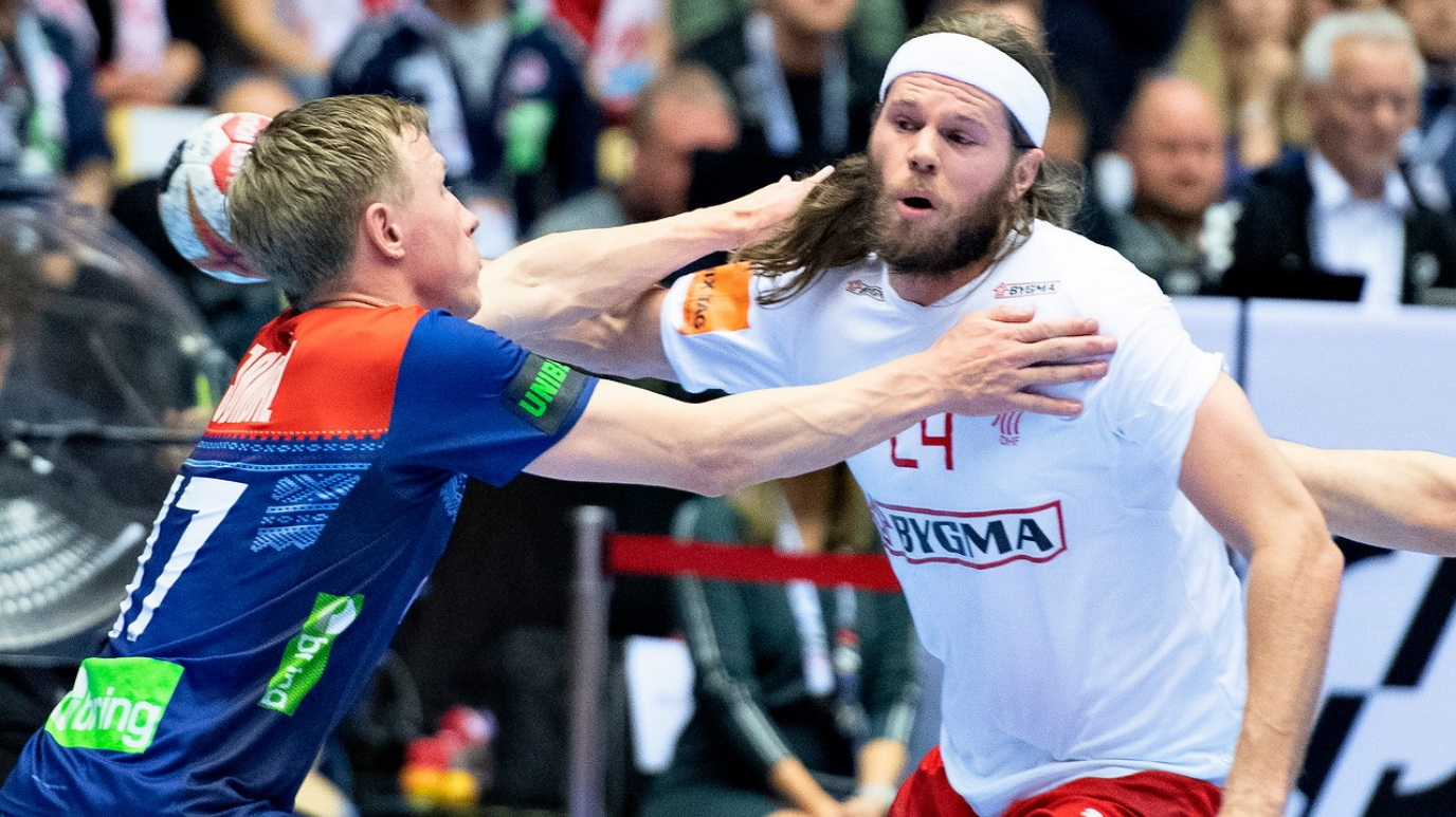 Balonmano - Campeonato del Mundo Masculino 2019 Final: Noruega-Dinamarca