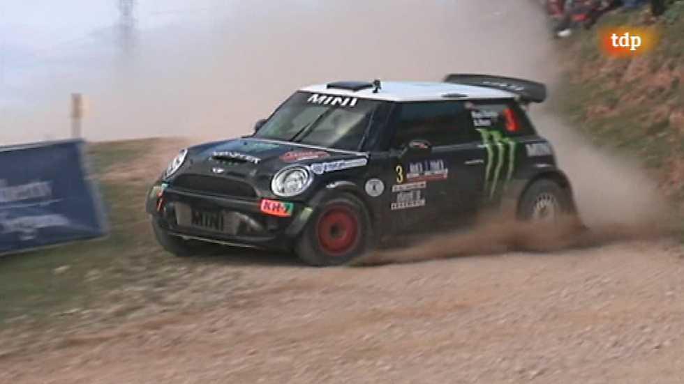 Automovilismo - Campeonato de España Rallys de Tierra: Rallye de Navarra