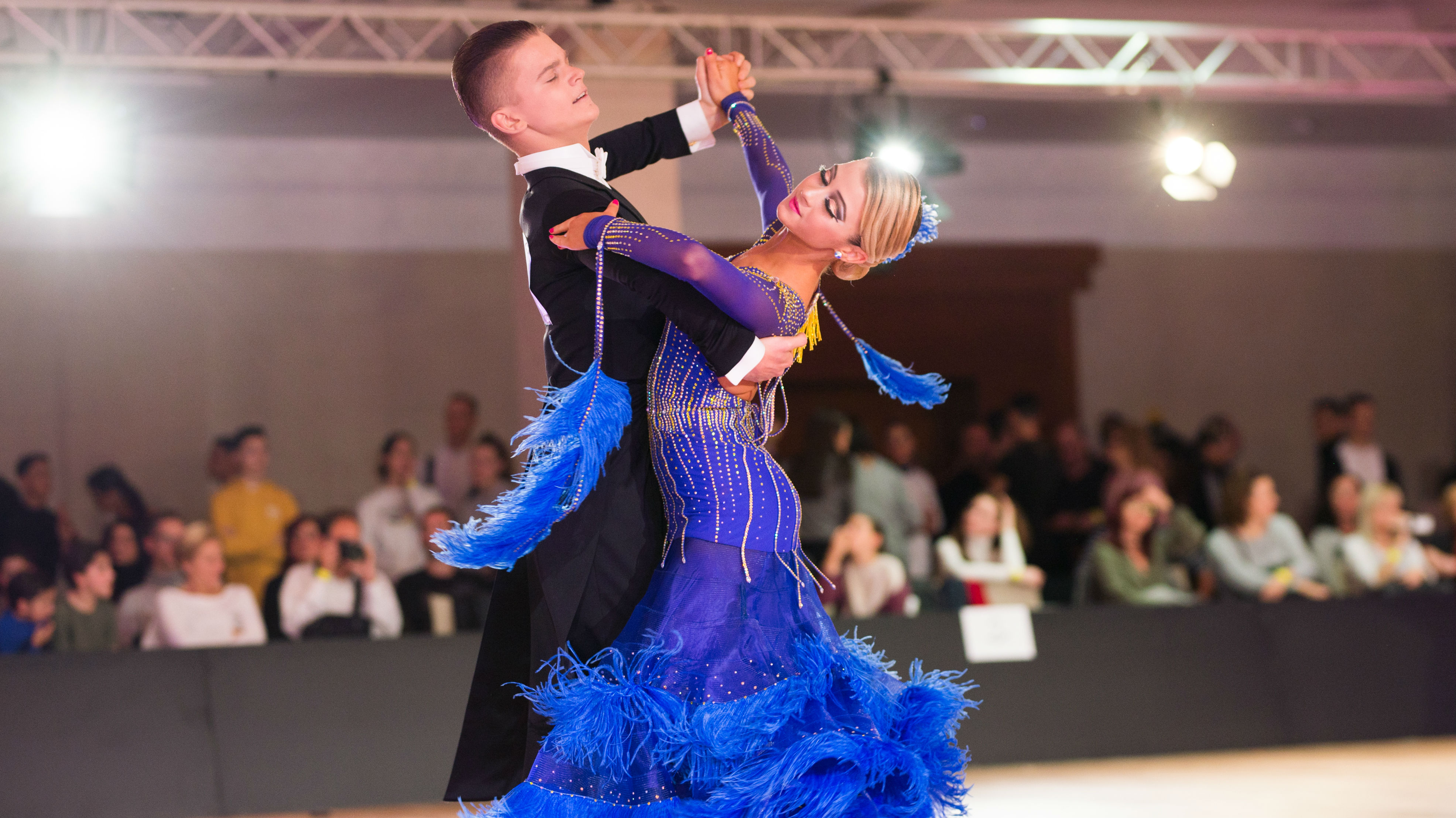 Campeonato de España Standard de Baile Deportivo. Febrero 2019