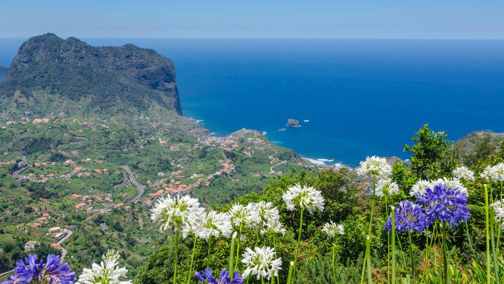 Ciudades europeas: Madeira-Funchal