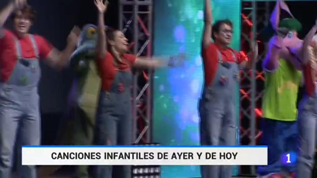 Cantajuegos celebran sus 15 años en Madrid