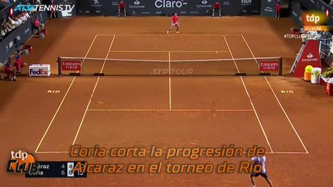 Carlos Alcaraz, la nueva promesa del tenis español, eliminado en Río tras haber hecho historia