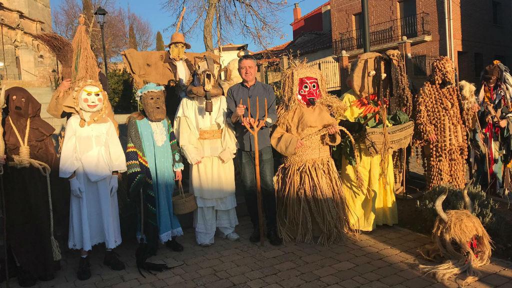 Aquí la tierra - El carnaval tradicional de Mecerreyes