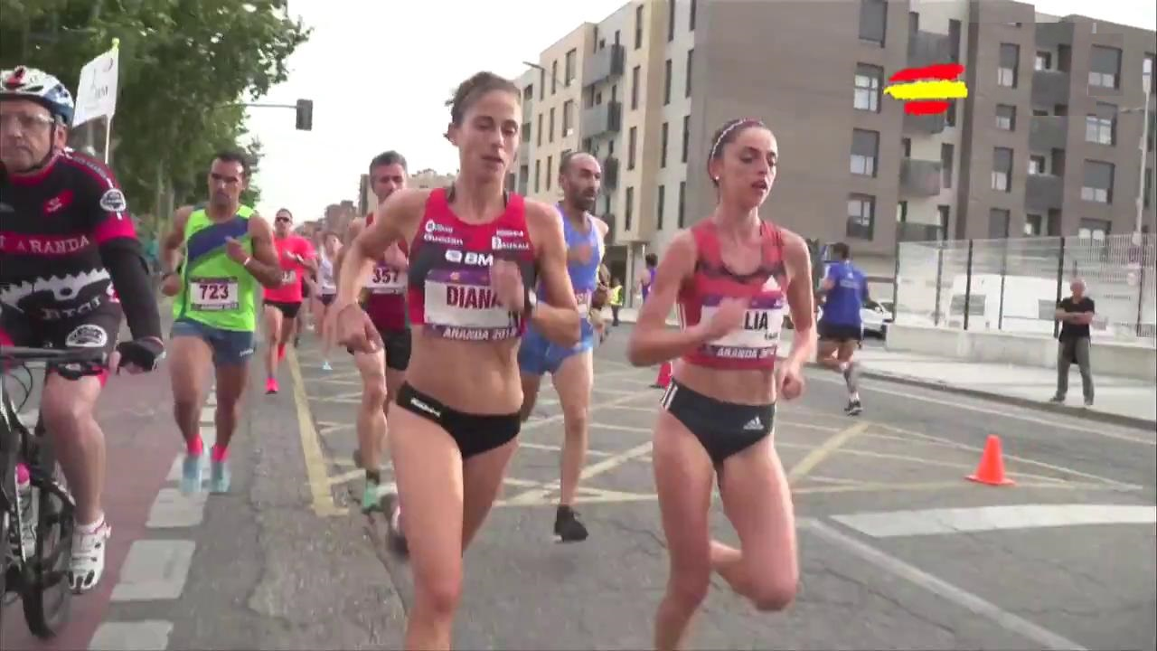 Atletismo - Carrera 'Villa de Aranda-Festival del Running' 2018