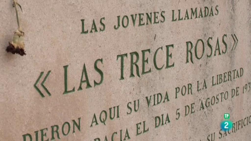 Cartas en el tiempo - El último adiós - Carta de Blanca Brisac, de Las 13 rosas, a su hijo