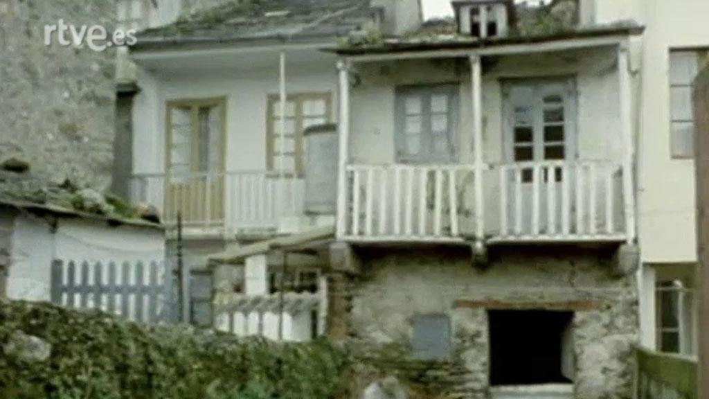 Arte y tradiciones populares - Arquitectura popular en Galicia - La casa marinera (II)
