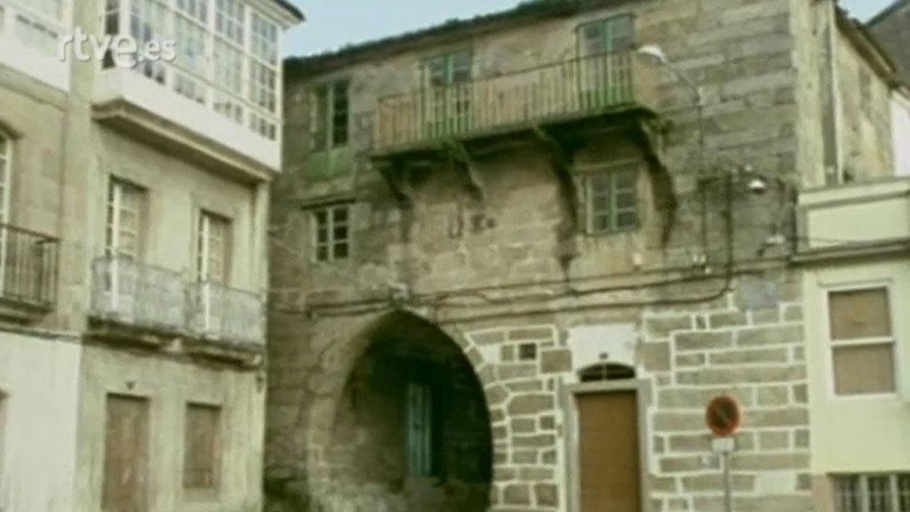 Arte y tradiciones populares - Arquitectura popular en Galicia - La casa marinera (VI)