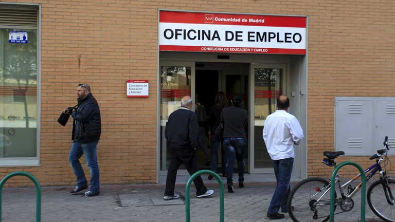 Las listas de desempleo aumentaron en casi 80.000 personas en septiembre