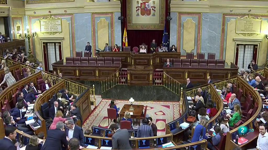 Cataluña monopoliza el Congreso, una vez más