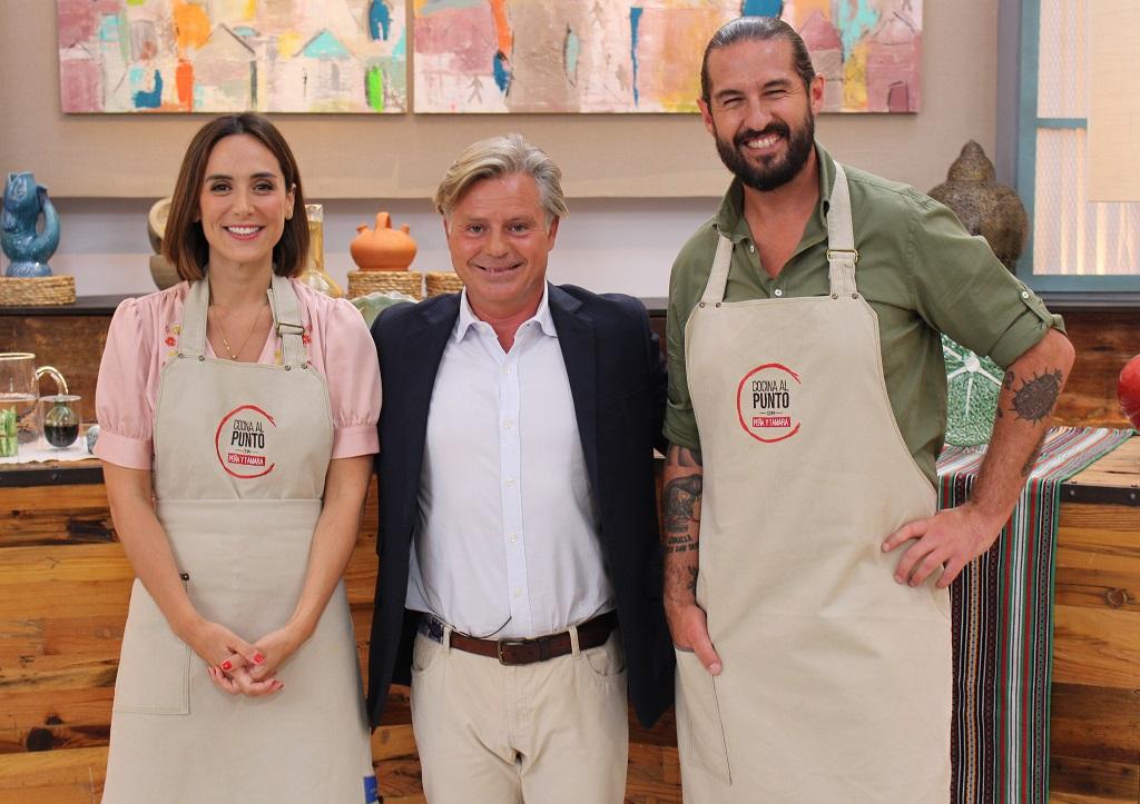 César Ruiz visita 'Cocina al Punto'